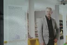 In The Spot Light / Van de Reepe Schoenmode in de publiciteit