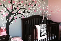 Babies Room / Ideas for clients, friends, and all mommies & daddy's to be. Wonderful nurseries!!! Paintings/Murals, Wall color,Cribs, Design, Accessories / by Amelita Riccio