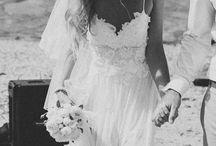 Wedding gowns... / by Jennifer Glad