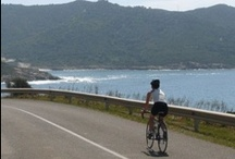 Sardinia / A collection of pins from Saddle Skedaddle's cycling holidays in Sardinia
