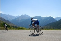 French Alps / A collection of pins from Saddle Skedaddle's road cycling holidays in the French Alps