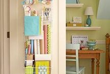 Home Decor & Organizing Ideas / Home decorating, organizing, remodeling, real estate / by Sheralyn Bennett, Utah County REALTOR