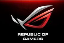ROG / Republic Of Gamers: i prodotti ASUS per i gamers più esigenti!