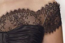 Lace ...linen....embroidery...