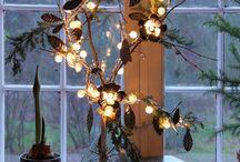 Love ...for string lights....