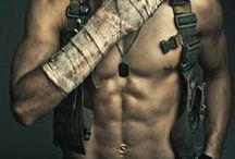 Hot, sexy, bad boys / hot men, tattoos, muscles, damn fine looking men