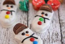 HOLIDAYS~ Christmas Treats