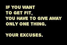Need to...exercise... / Fitness