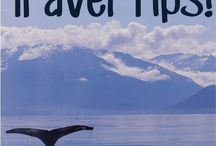 Tips for trips...... / Advises for trips