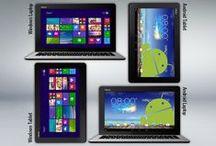 Transformer Book Duet TD300 / 4-in-1 - laptop e tablet con Windows e Android