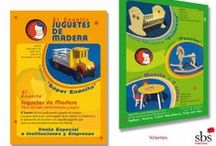 Diseño Publicitario / Diseño, fotografía e impresión de folletería, flyes, revistas, anuarios, catálogos, entre otros. SBS Publicidad.
