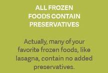 Who said Frozen Isn't Fresh? / http://howfreshstaysfresh.com/#freezing
