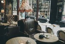 Cafés and bars to chill in