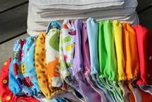 KIDS~ Cloth Diapering