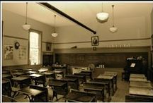 Historic Zion Schoolhouse - Toronto's Historic Sites / Find videos, recipes, and info all to do with Edwardian history. Edwardian schoolhouse built in 1869 to provide free public education for the children in the small farming community of L'Amaroux in Toronto, Ontario.