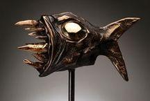 My work - Sculptures / Collection of my sculptures