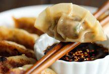Asian food...love it...