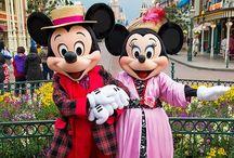 Minnie & Mickey friend
