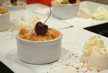 nachspeisen & desserts / köstliche Ideen für desserts und nachspeisen