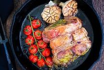 Meat Dishes / Everything but chicken (see my chicken board)! If it's got meat, you'll find it here! Roast recipes, stew recipes, steak recipes, healthy meat recipes, meatball recipes, beef recipes, pork recipes, veal recipes, lamb recipes, bison recipes, venison recipes, stir fry recipes, beef dinner recipes, pork dinner recipes, roast beef recipes, etc.