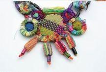 INSPIRACIONES / Algunas Ideas o inspiraciones textiles y otras