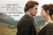 Outlander / My favourite serie/show based on a book.