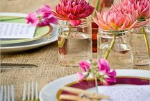 Table decor / Decor