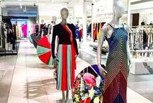 Mary Katrantzou Display / Explore the unique displays of Mary Katrantzou collections across the most important luxury retailers worldwide.