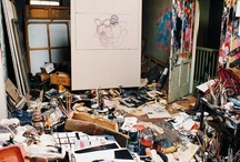 Talleres/ Artists' studios.