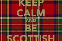 For the Scottish in Me ~ with a Little Ireland & England Thrown In / by Kim Wolf