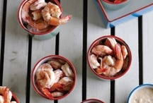 Shrimp Cocktail Time  / Whether you're hosting a party or giving your family an extra special treat, these shrimp cocktail  ideas will brighten up your meal. Cape Porpoise Lobster is a leading distributor for Maine shrimp online with overnight shipping - http://www.capeporpoiselobster.com/product-p/2rms.htm