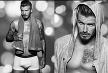David Beckham / Our photo montage to the sexy god himself...Mr David Beckham. Long may he rule....