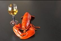 Perfect Pairs / Wine and Seafood pairings