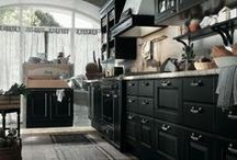Kitchen / - Inspiration for functional and comfortable kitchen -