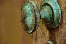 Doors and Door Knobs / Open :D