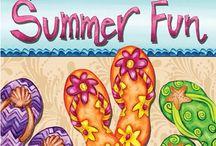 Summer Fun / by Pamela Creech