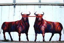 Street art/ muralismo