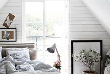 Inspiration / Inspiration till eget rum och framtida hem