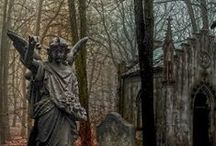 Cemeteries / The beauty of death.