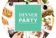Raise Dinner Party Guide / Shopping, decorating, cooking and hosting. From menu, style and decor ideas to hosting and planning tips, on this board you will find all things dinner party. Plus find ways to save on every part of your next big event! / by Raise