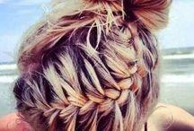 Hairdo / styling