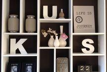 Woonkamer / Ideeën voor je woonkamer