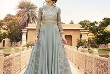Anarkalis / Latest designer anarkalis with unique designs nd work #designs #anarkali # wedding
