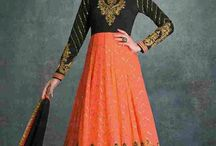 Designer dresses / Latest designer wear