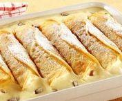 Waffeln, Crepes & Pfannkuchen