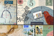 Mail Art Envelopes / A collection of inspiring envelopes.