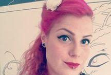 Lisa von Sparkles (Founder/Gründerin) / Lisa Sparkles heißt in echt Lisa Wagner und ist die Gründerin von makeupland. Hier findest du Pins rund um Lisa.