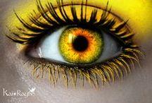 Gelb - YELLOW / Alle Dinge, die gelb sind.