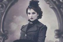 Goth Style / Gothic. Psychobilly. Punk. Hardcore. Need I say more? / by Christy Sakowski