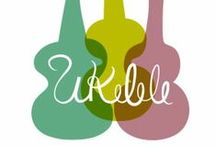 Ukelele little / This are some of Ukelele's baby and kids design products, handmade with love in Barcelona. See more at www.ukelelelittle.com <3
